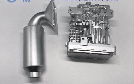 SLA 3D printed cases