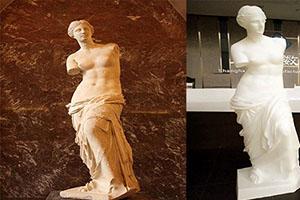 Grande escultura 3D impressão - estátua de Vênus